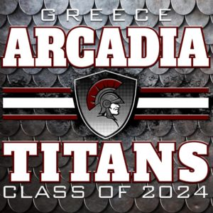 Greece Arcadia Class of 2024
